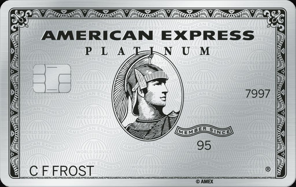 史高100k万豪积分American Express Platinum 美国运通白金卡简介-布莱恩说港美股