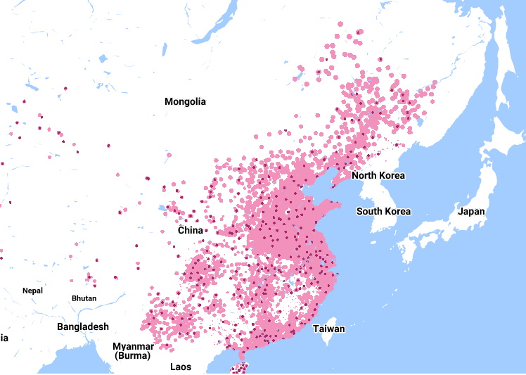 Ǿ�国各大手机运营商境外(包括中国大陆)收费标准总结 183 Ō�美牧羊场